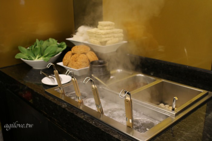 水雲端旗艦概念旅館餐廳-自助式煮麵