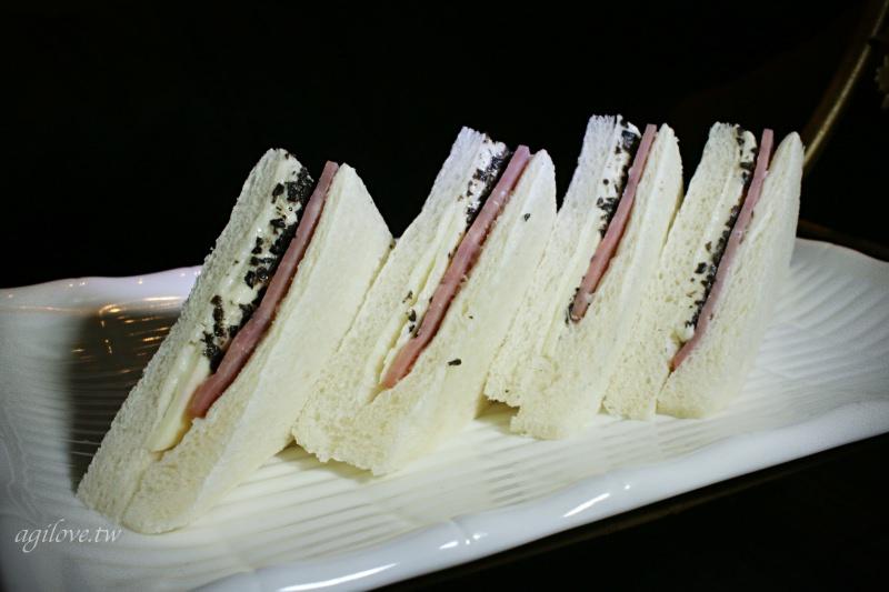 Elfin精靈餐酒館-松露火腿三明治
