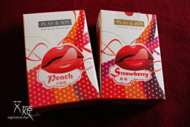 PLAY&JOY口交液-水蜜桃和草莓兩種口味