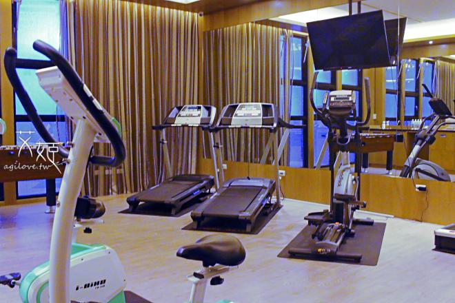 台中 飯店 健身房