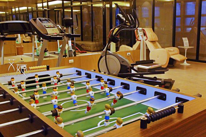 台中 飯店 足球檯