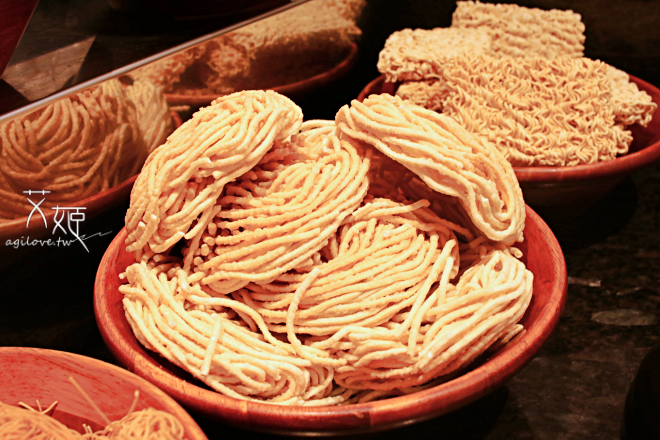 中式 Buffet 鍋燒意麵