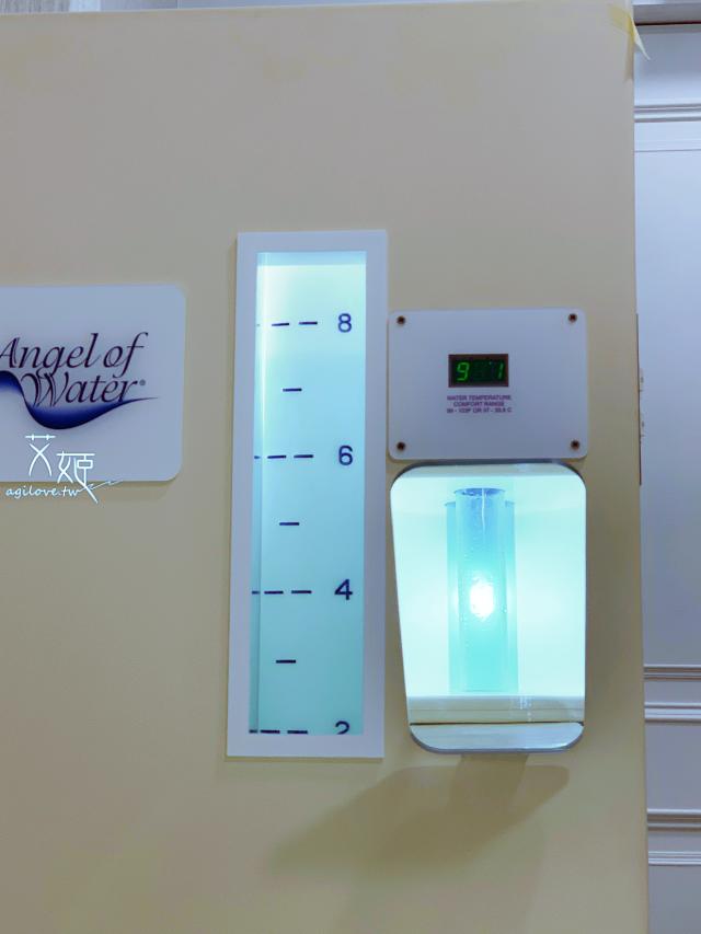 艾姬體驗名杏診所大腸水療機的儀器照片